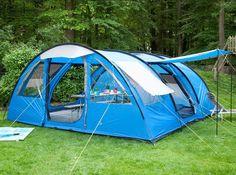 świetny namiot rodzinny SKANDIKA TORINO 6 osób