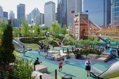 Maggie Daley Park · Buildings of Chicago · Chicago Architecture Foundation - CAF