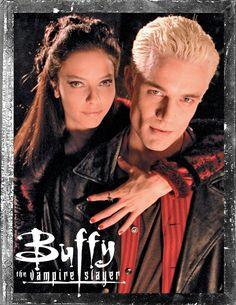 Buffy the Vampire Slayer Spike & Dru Shirt ALL by WillsTshirts, $14.99