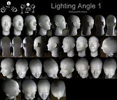 Lighting Angle Ref 1 by Melyssah6-Stock.deviantart.com on @deviantART