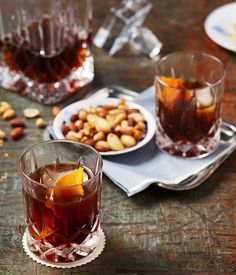 These sophisticated cocktails are perfect for getting through the colder months, featuring classic flavors and some surprising twists from some of GT's favourite bars.