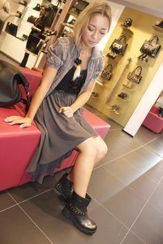 Elisabeth Sinisi New opening Cinti @ Shopville le gru Torino