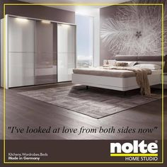 The Marcato Wardrobe Opens From Both Sides And Has Two Variant Fronts    White Glass And Brown Velvet Glass. Nolte India