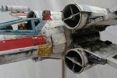 X-wing by Stuart Jones