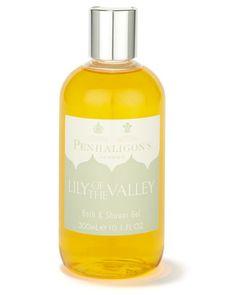 Lily of the Valley Bath & Shower Gel $50 #Penhaligons