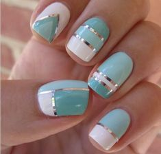 Short nails are so simpler to maintain. Actually, they are easier to maintain. For those who have very short or brittle nails, you can decide on a gel manicure. Even if you just have a short nails, it's still true… Continue Reading → Fancy Nails, Love Nails, Diy Nails, How To Do Nails, Classy Nails, Elegant Nails, Sophisticated Nails, Cute Gel Nails, Style Nails