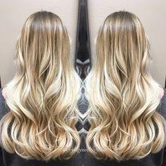 Blonde Balayage by Bridget