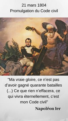 Napoleon Quotes, Code Civil, Historical Quotes, History Photos, Civilization, Affirmations, Inspirational Quotes, Coding, Frases