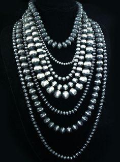 Navajo pearls at Fernlily.com