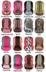 make car seat covers has  many other patterns as well