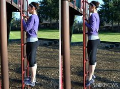 How to: Simple playground workouts