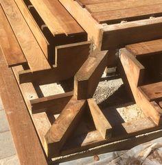 Framing porch corner steps