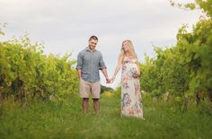 Sparkling Footsteps: Capturing this Special Moment: Our Maternity Photos