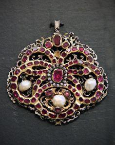 Hungarian 18th century jewellery
