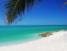 Siesta Key, FL - With a winter weather advisory out for IN, this looks like a place I'd much rather be!