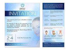 Diseño de invitación web.  www.jesicaperez.com Servicio de diseño disponible en cualquier parte del mundo.