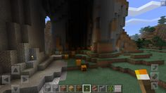 This seed for Minecraft PE and offers some stunning terrain with extreme mountains next to stunning rivers, and some pumpkins to boot! Minecraft Pe Seeds