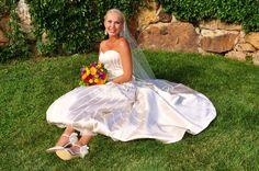 Beautiful Bride in Estes Park, CO