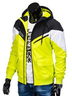 Sport Fashion, Mens Fashion, Banner Background Images, Casual Wear, Work Wear, Motorcycle Jacket, Leather Jacket, How To Wear, Outfits