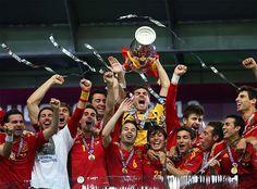 España campeona de la Euro2012.