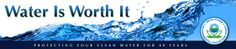 EPA Water is worth it resources page