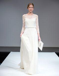 Etre la plus belle le jour J, ça n'a pas de prix… Enfin presque !  http://www.elle.fr/Mariage/Robe-de-mariee/Robes-de-mariee-on-pioche-dans-le-pret-a-porter