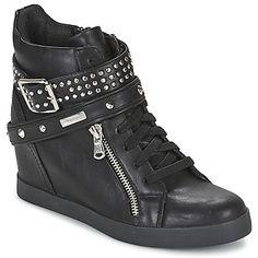 Hoge sneakers Les Tropéziennes par M Belarbi CALLADE Zwart 79.90 €