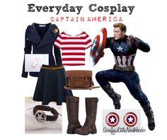 Everyday Cosplay | Steve Rogers - Captain America {Captain America: Civil War}