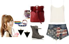 """""""patriotic"""" by born2dr3am on Polyvore"""