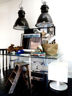 47 Park Avenue.: Home Office...
