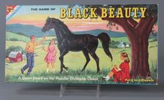 The Game of Black Beauty Board Game | The Strong
