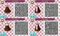 This is the third time I have released Rozalin's dress for Animal Crossing New Leaf. Animal Crossing New Leaf: Rozalin QR Code Ed) Animal Crossing 3ds, Animal Crossing Qr Codes Clothes, Louis Vuitton Bucket Bag, Acnl Qr Codes Dresses, Dress Codes, Vestidos Con Crop Top, Dress Flower, Motif Acnl, Ac New Leaf