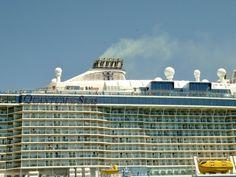 Cruise ship: Quantum of the Seas Cruise Ships, Travel Packing, Seaside, Saving Money, Louvre, Ocean, World, Building