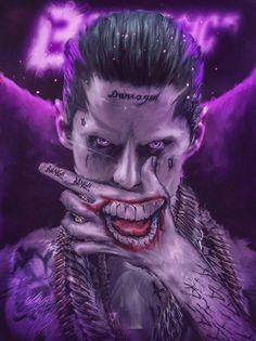 Harley Quinn Et Le Joker, Le Joker Batman, The Joker, Joker Art, Joker Arkham, Batman Superhero, Joker Images, Joker Pics, Joker Photos Hd
