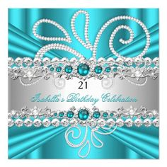 79 Best Diamonds and Pearls Party images in 2015 | Pearl