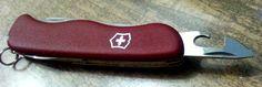 Sabor de Tabaco: Canivete Victorinox Adventurer Red