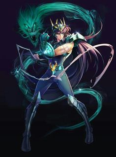 Shiryu de Dragão