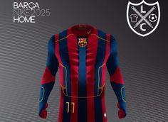 A quoi ressembleront les maillots de foot en 2025?