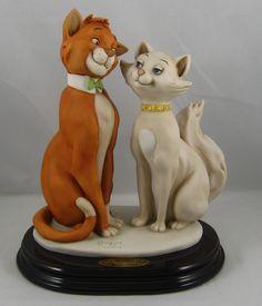 The Aristocats Giuseppe Armani Disney Figurine