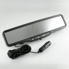 "Hdvr-150 Car Accident Camera Video Recorder Dvr by ABEO. $149.00. Wide angle rearview mirrorOperating voltage: 12VVisible area: 300mmStorage temperature :-30°C~+80°COperating temperature :-10°C~+60°CWeight:320gDimension: 315mm * 85mm * 21mm (exclude clamp)Language:  English / Tradition Chinese/ Simplified Chinese-DVRImage sensor: Mega pixels 1/4""CMOS Sensor )View angle:120°Power consumption :0.2ALCD monitor :2.4""(480*234)File format: AVIVideo resolution:1280*720(30..."