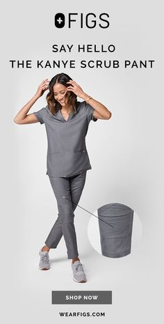 Modern, tailored scrubs that feel amazing! Upgrade your scrubs today and receive FREE shipping on orders over $50. Shop Now!