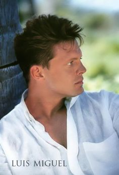 Luis Miguel On Pinterest Youtube Mexico And Singers
