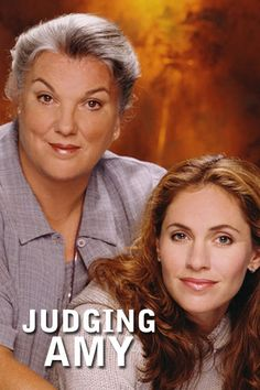 One of my all-time favourties!  Judging Amy... wish it would come out on DVD!