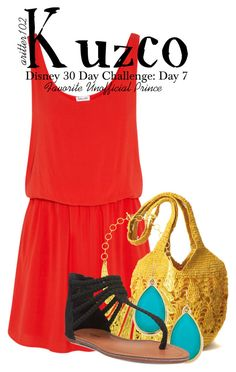 """""""D30DC Day 7: Favorite Unofficial Prince"""" by aritter102 ❤ liked on Polyvore featuring Splendid, Mar y Sol, Amrita Singh, Kate Spade and Wet Seal"""