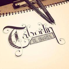Typography Mania #221 | Abduzeedo Design Inspiration