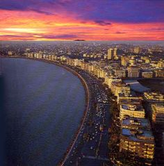 the city that never sleeps - Bombay my Home!!! :)