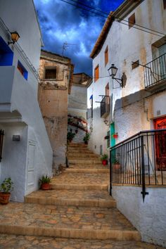 Sot de Chera, Valencia, Spain, fairytale-europe.tumblr.com