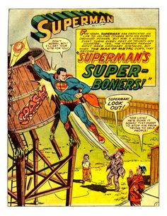 The Chronological Superman