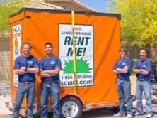 U-Haul U-Box pod delivery options for moving and storage  sc 1 st  Pinterest & Learn how to use a U-Haul moving truck ramp and roll-up door. U-Haul ...
