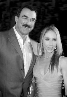 Tom Selleck & Jillie Mack